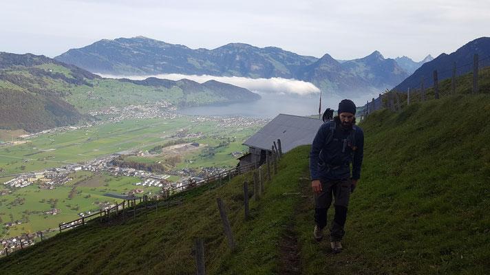 Wanderung aufs Stanserhorn