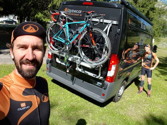 Passend zu Zulu unser Cycling Dress