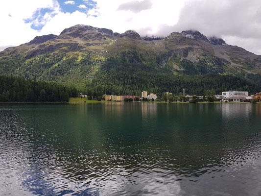 Willkommen in St. Moritz