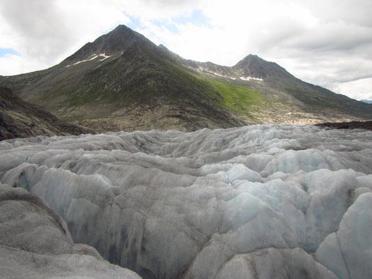 Gigantischer Gletscher
