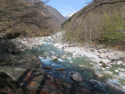 Fluss Verzasca