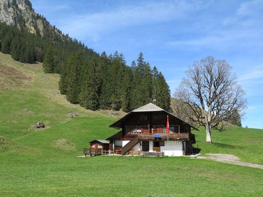 Schönes Berner Oberland Haus