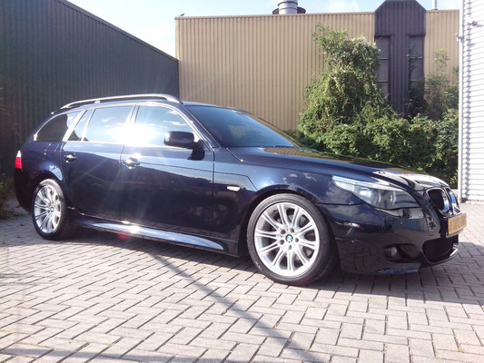 BMW 5 Touring | Paint Correction lak polijsten | A1 Car Cleaning