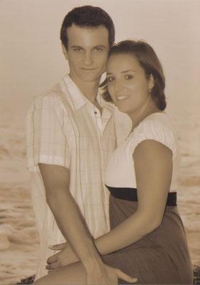Sebastian und Nina