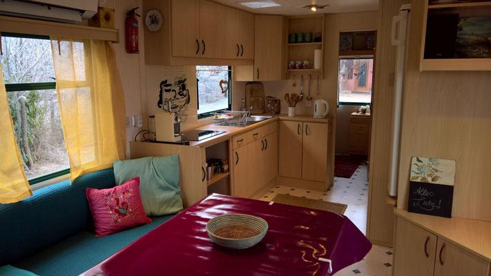 Die Cabane - Küchenzeile