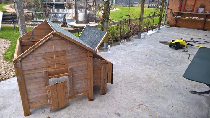 Noch ein Hühnerhaus von Béatrice
