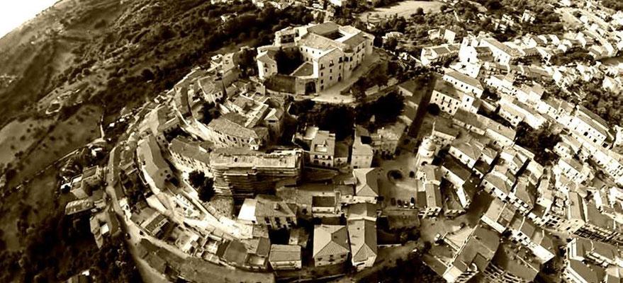 Veduta aerea di Alfonso D'Onofrio