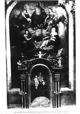 La Pala del Perdono nel 1925