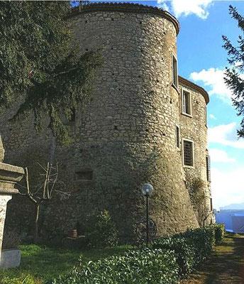 Torre Sud-Ovest - Giardino Marruzzo