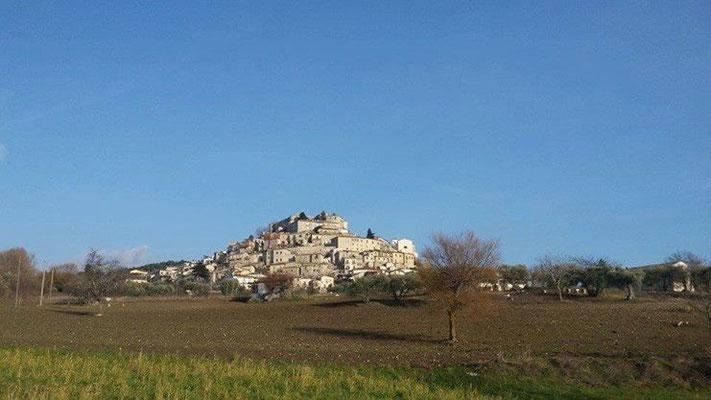 Veduta da Contrada San Lorenzo di Gabriella Bianco