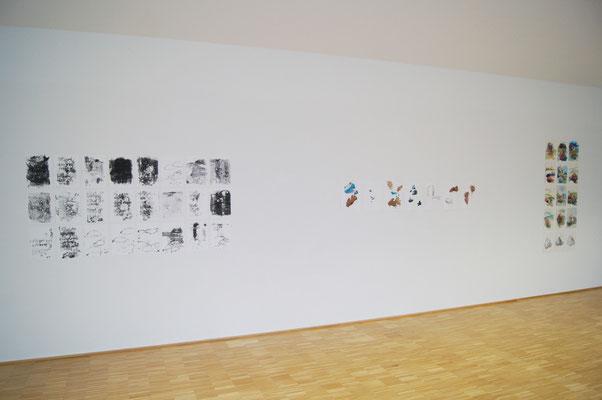 Ausstellungsansicht, Kunstpavillon Burgbrohl,2019