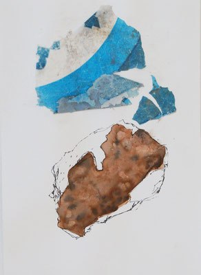"""Stein Geschichten"", Blatt Nr. 1"