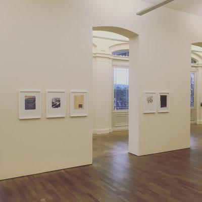 Felderserie, 1, 3-6, Ausstellungsansicht, GESTALTUNG DER ZUKUNFT