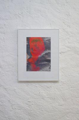 Seelenheil, 29,7 x 42 cm Digitaldruck, 2018