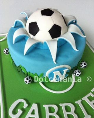 Schockoladen Cake mit Schockoladenganache