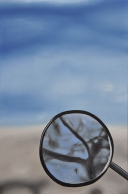go home you´re drunk, oil on canvas, 80 x 120 cm, 2014 (public collection - ministry of foreign affairs LUX)