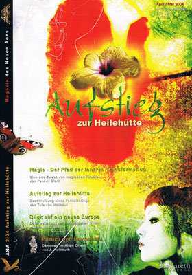 AHA. 16. Jhg., Nr. 2 (= April/Mai 2004).