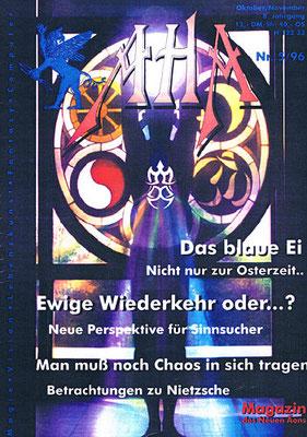 AHA. 8. Jhg. 1996, Nr. 5 (Oktober/November).
