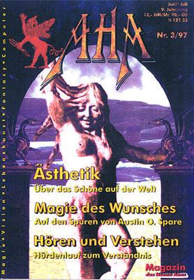 AHA. 9. Jhg. 1997, Nr. 3 (Juni/Juli).