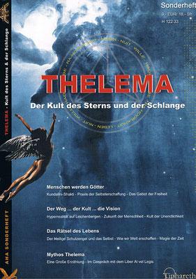 AHA Sonderheft: Thelema. (2002)