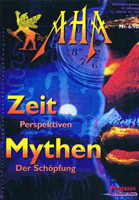 AHA. 10. Jhg. 1998, Nr. 6 (Dezember 1998/Januar [1999]).