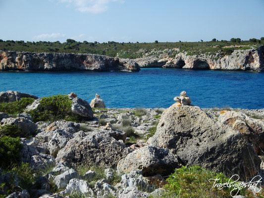 Badebucht Cala Barques