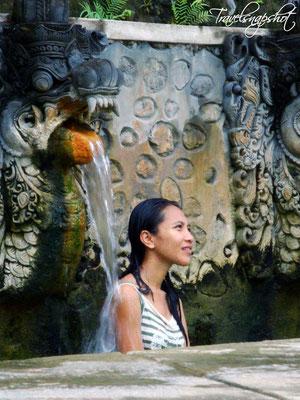 Schwefelquelle Bali
