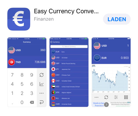Ap Easy Currency Converter