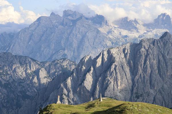 Ausblick Bergpanorama