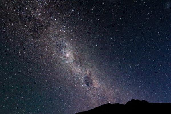 Milchstraße Milford Sound