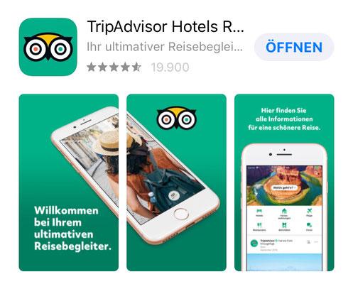 App TripAdvisor