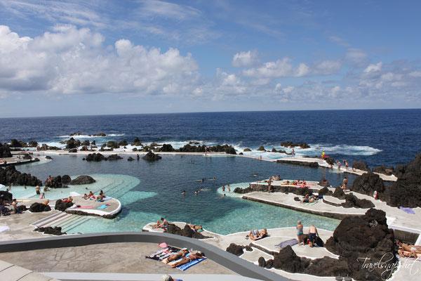 Schwimmbad Porto Moniz