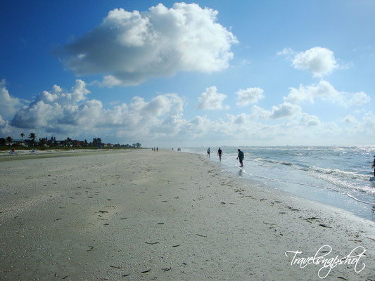 Strand Sanibel Island am Song of the Sea Hotel