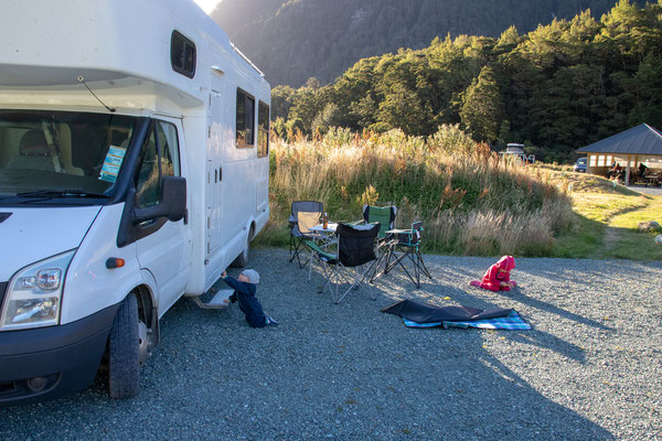 Cascade Creek Campsite