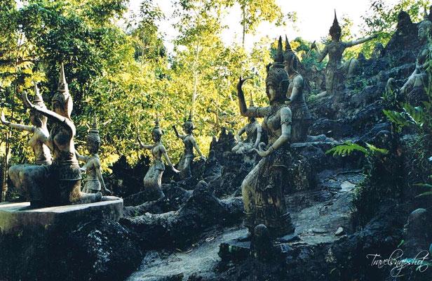 Magic Buddah Garden Ko Samui