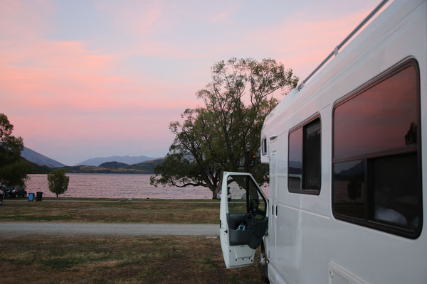 Glendhu Bay Motor Camp