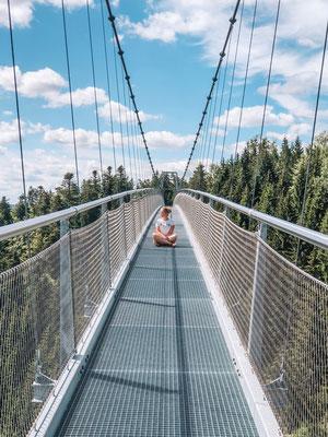 Wildline Hängebrücke Bad Wildbad