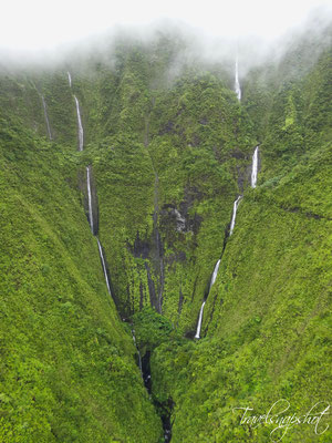 Mount Wai'ale'ale - Kauai