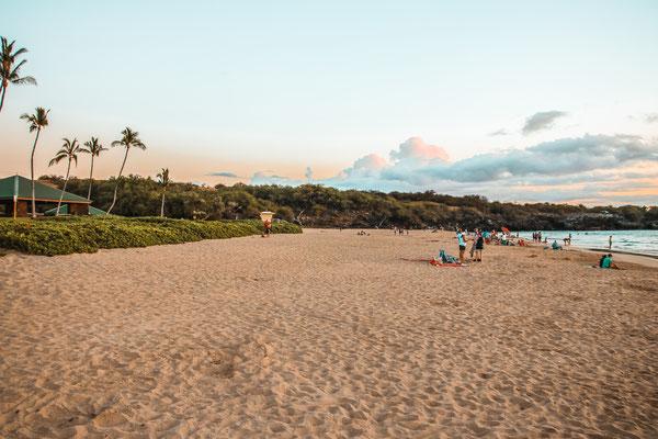Hapuna Beach Park