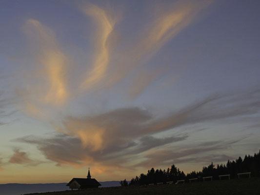 La chapelle au ciel - © Jean-Louis SEBASTIANUTTI