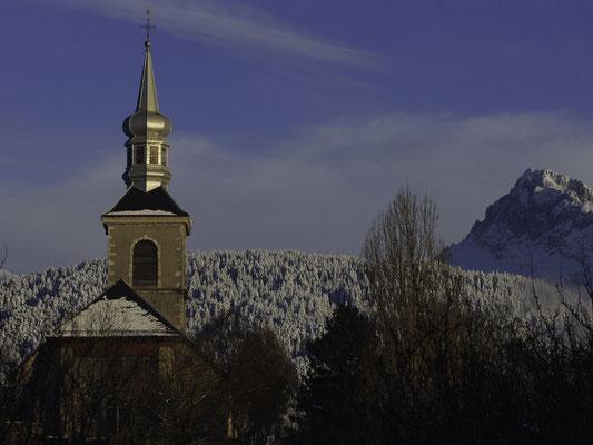 Le clocher de saint-Paul - © Michel DAFOUR