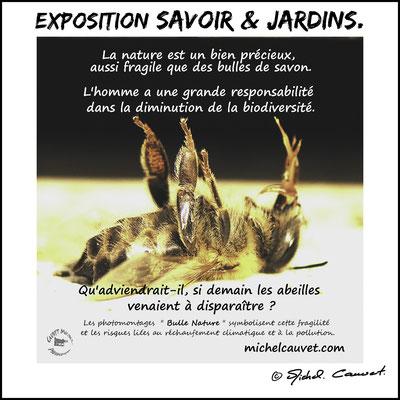 Exposition Savoir & Jardin