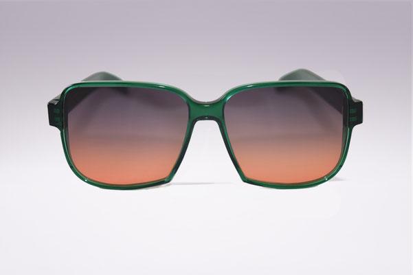 Ninotschka / green / grey orange gradient lens / size 55 / €169,00
