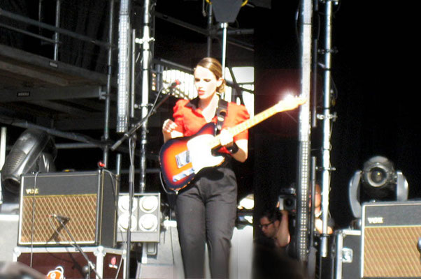 Anna Calvi. Dia de La Musica 2011