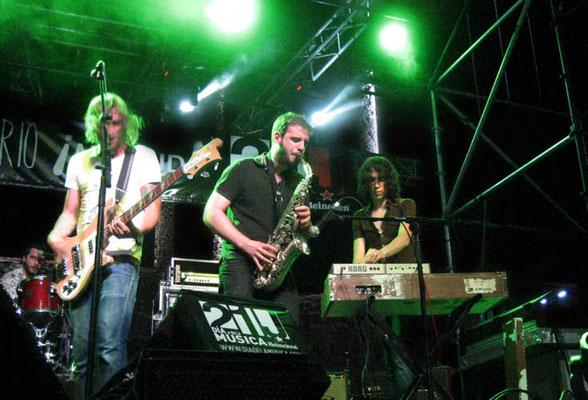 Lüger. Dia De La Musica 2011