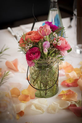 Hochzeitsfotograf aus Luzern - Blumen