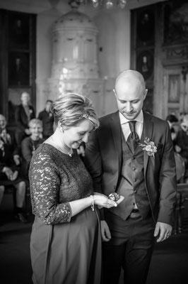 Hochzeitsfotograf aus Luzern - Brautpaar Shooting