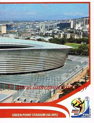 2010 - Panini FIFA World Cup South Africa Stickers - N° 007