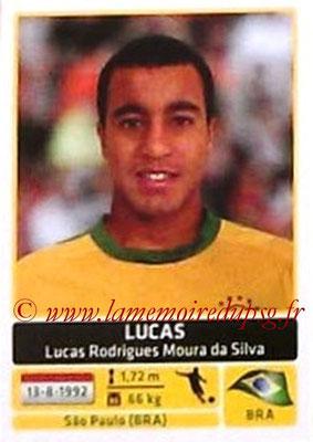 N° 134 - LUCAS Moura (2011, Brésil > Janv 2013-??, PSGl)