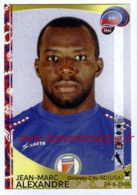 Panini Copa America Centenario USA 2016 Stickers - N° 176 - Jean-Marc ALEXANDRE (Haiti)
